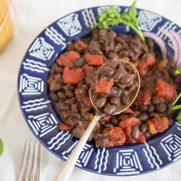 The Mother Of All Whole Food Plant Based Resources For Plant Based Newbies + Super Easy Black Beans From A Can