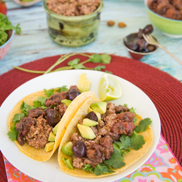 Arsenic In My Rice? Say What? + Almond Taco Meat Recipe