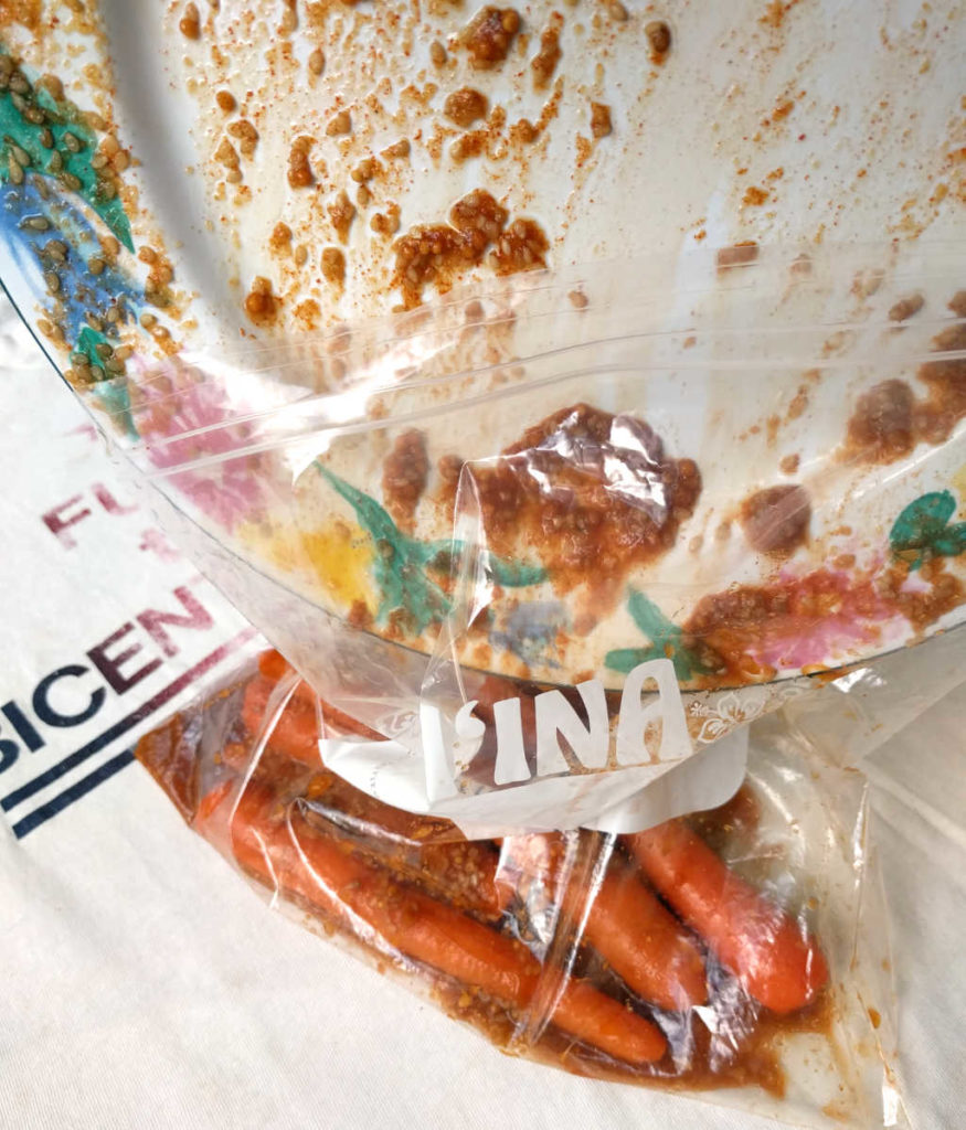 whole_food_plant_based_carrot_dogs_marinade_in_bag