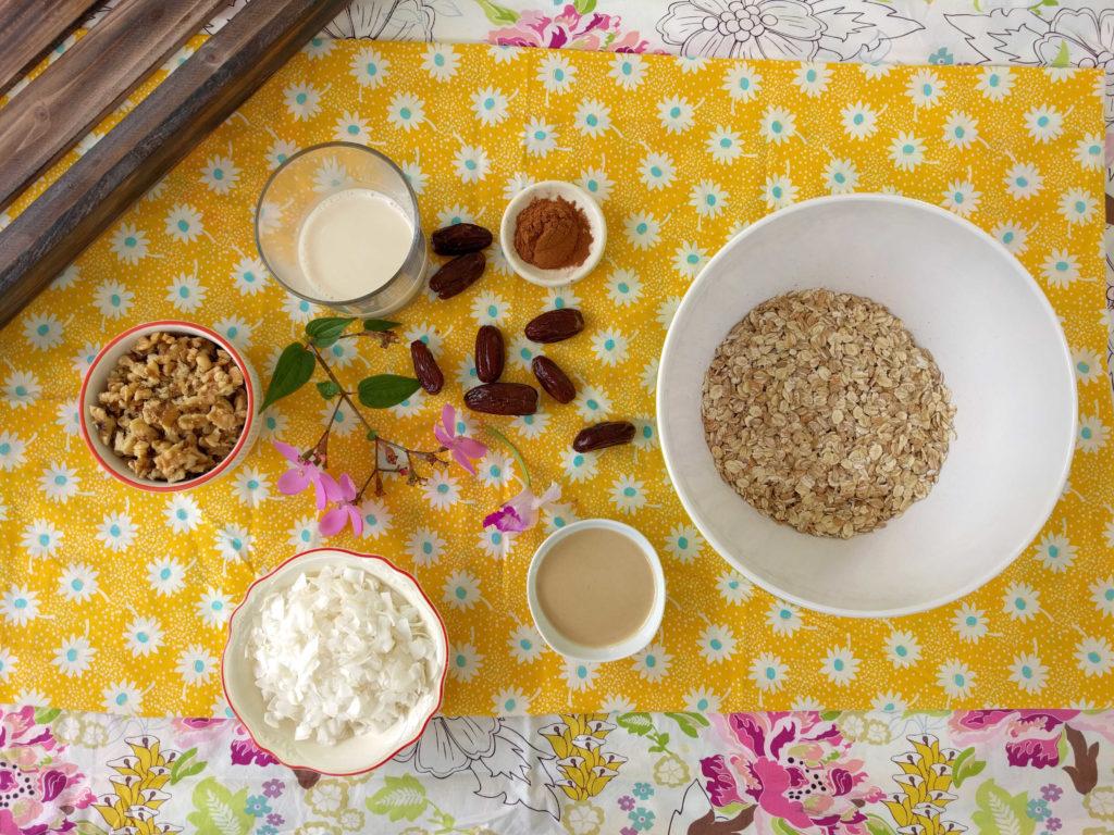 whole_food_plant_based_granola_ingredients