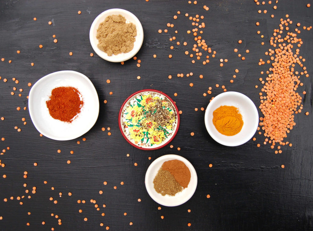whole_food_plant_based_spiced_red_lentils_spices_lentils