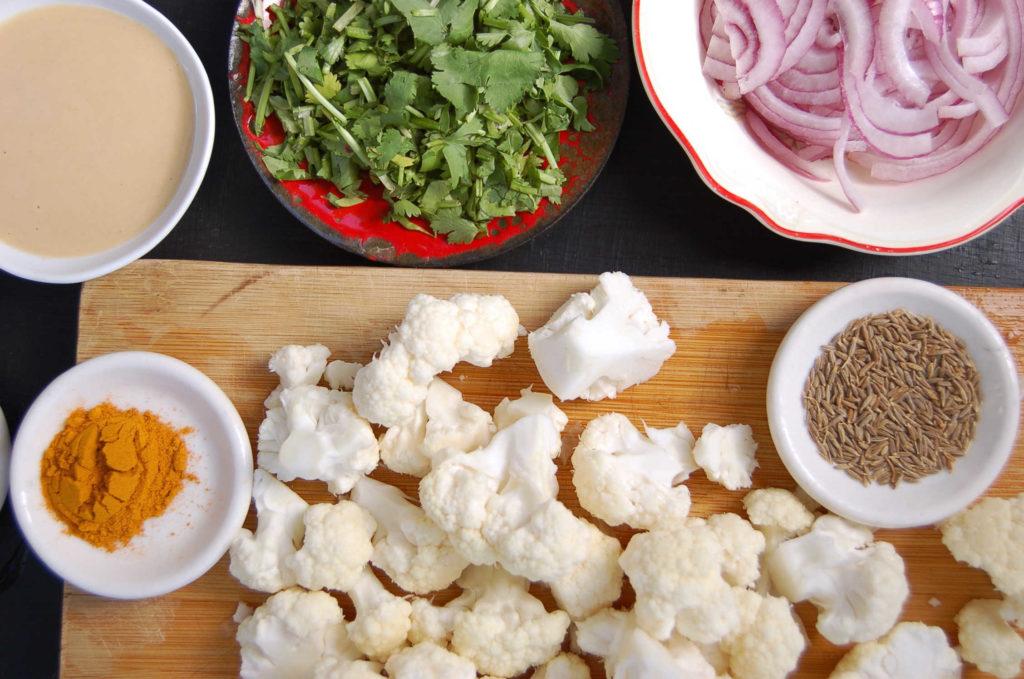 whole_food_plant_based_curry_roasted_cauliflower_ingredients_scene