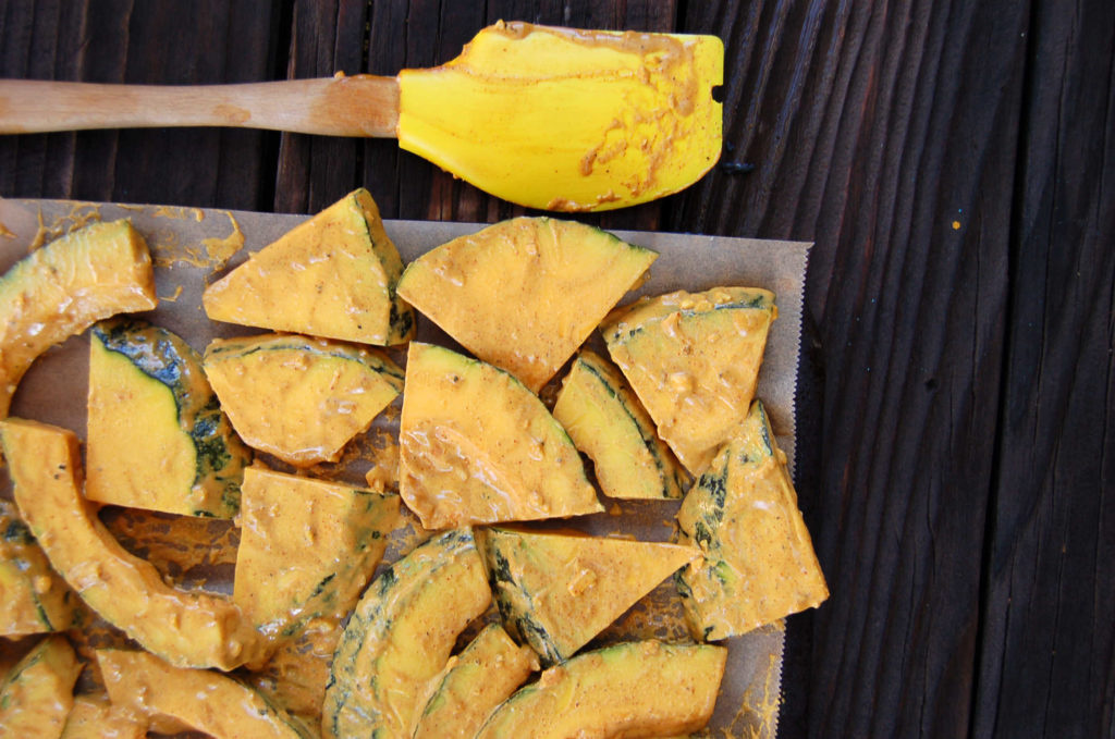 whole_food_plant_based Kabocha_squash_close_marinade
