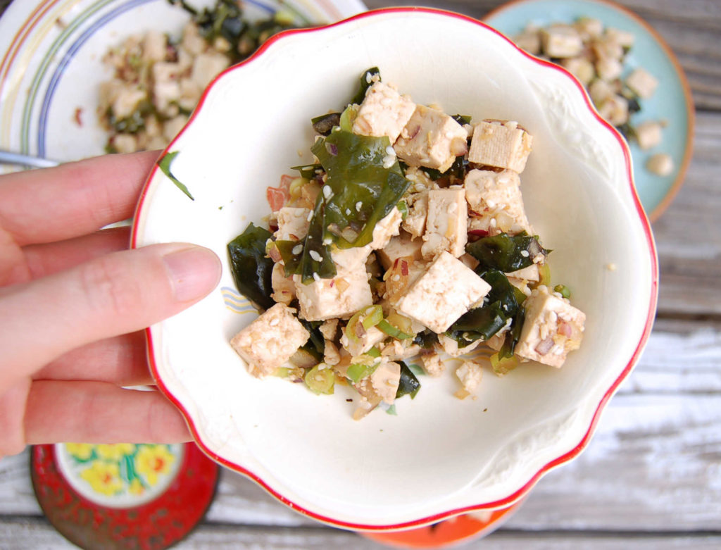 tofu_poke_white_bowl