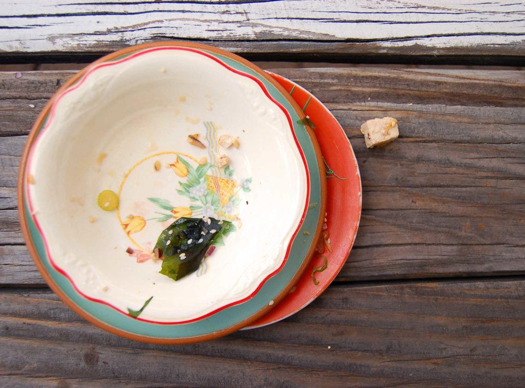 tofu_poke_empty_plate