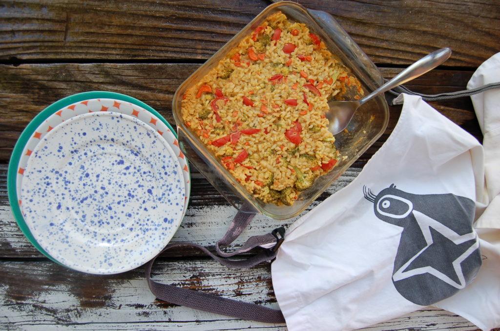 rice_casserole_serving