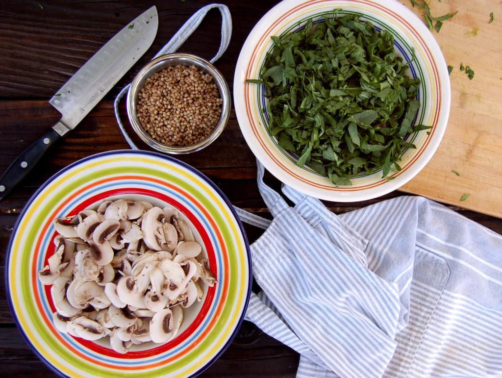 Buckwheat_mushrooms_ingredients