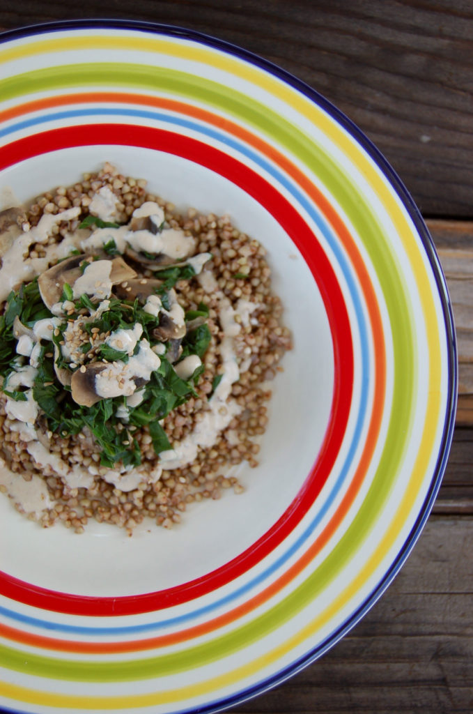 Buckwheat_mushrooms_half_plate