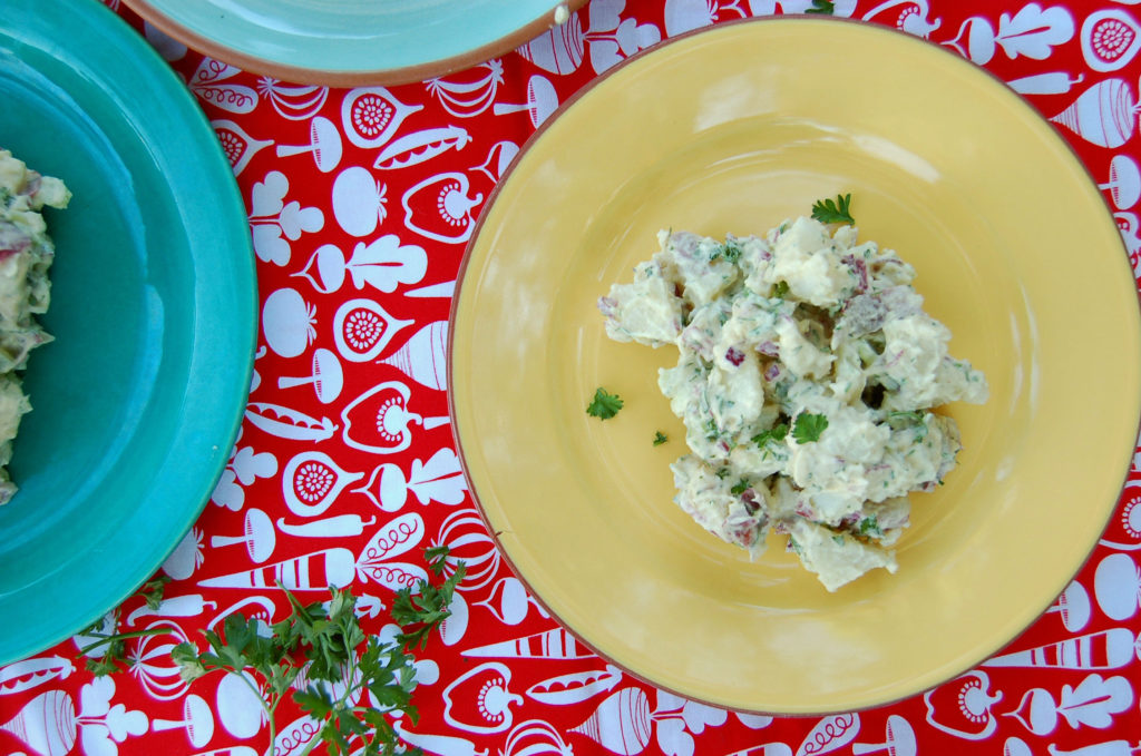 potato_salad_yellow_plate