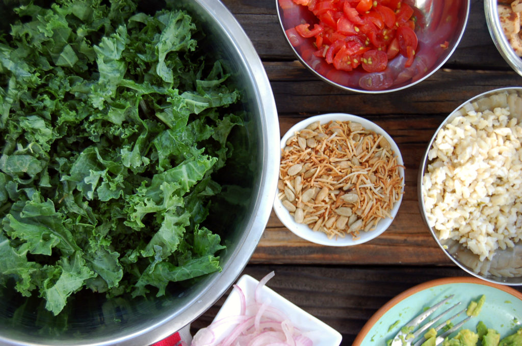 toasted_coconut_kale_salad_coconut_kale_left
