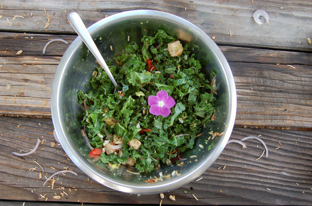 toasted_coconut_kale_salad_coconut_8