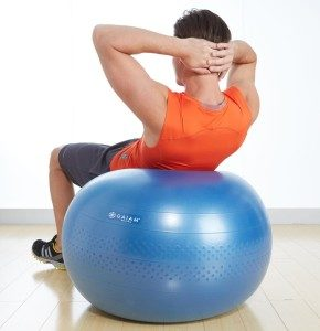 gaiam ball