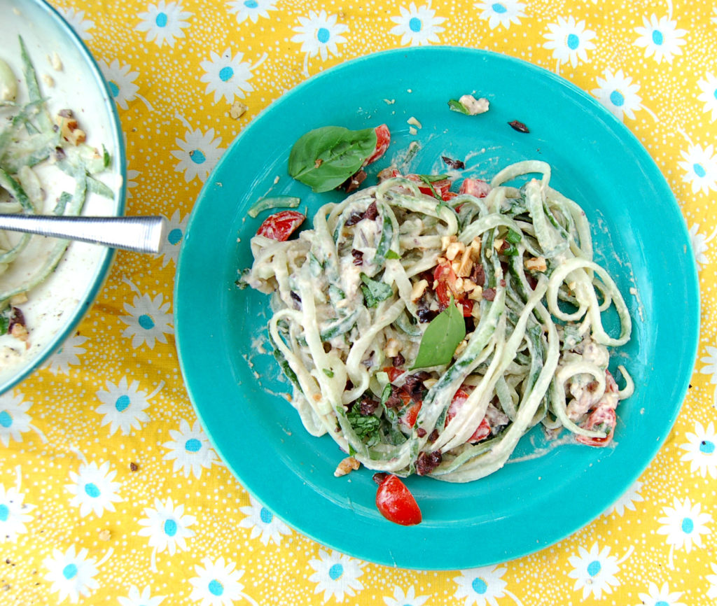 cucumber_noodles_top_plate_bowl_side