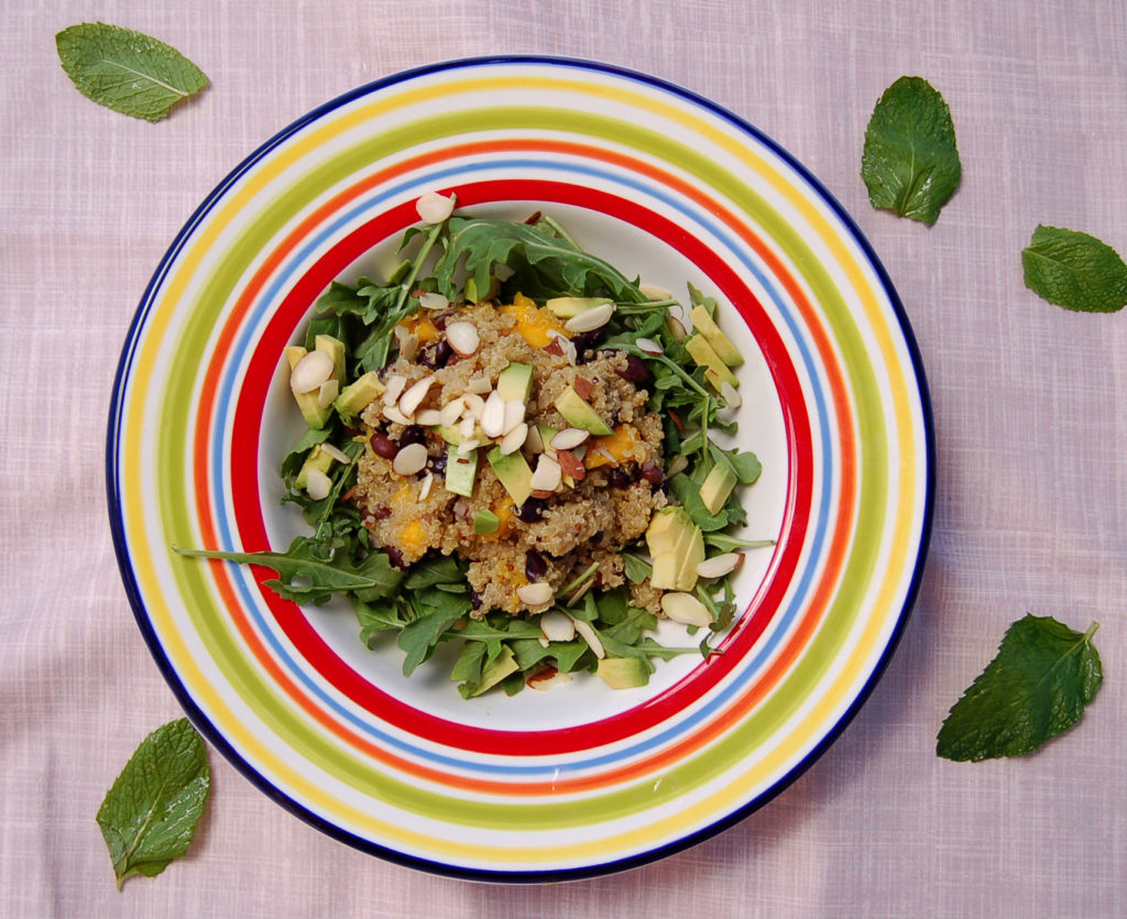 black_bean_mango_quinoa_salad_top_shot