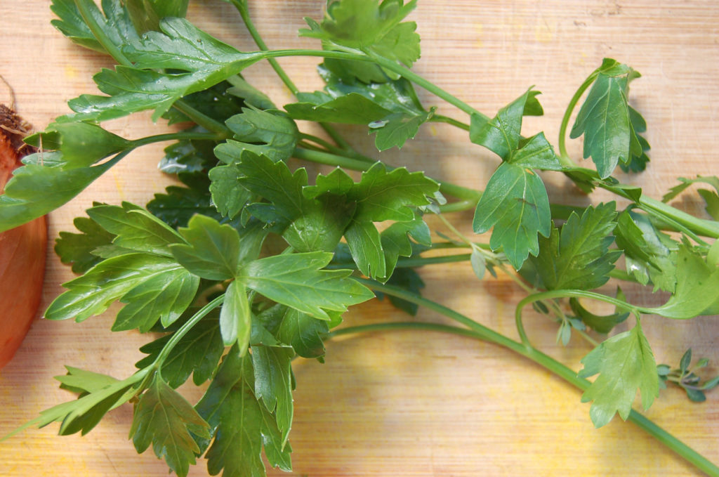 veggie_stock_parsley