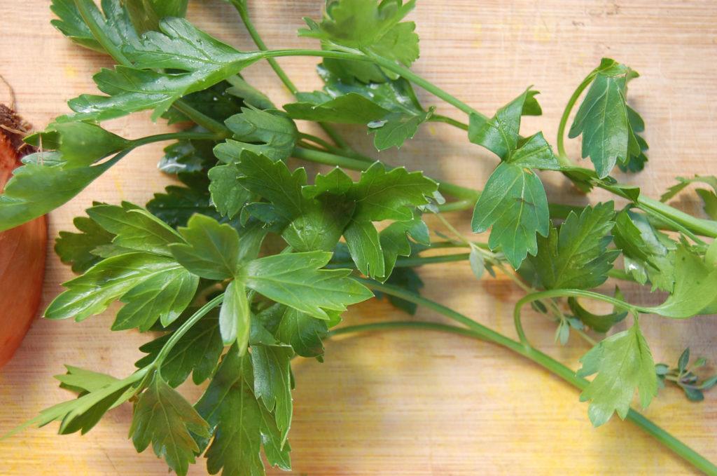 veggie_stock_parsley