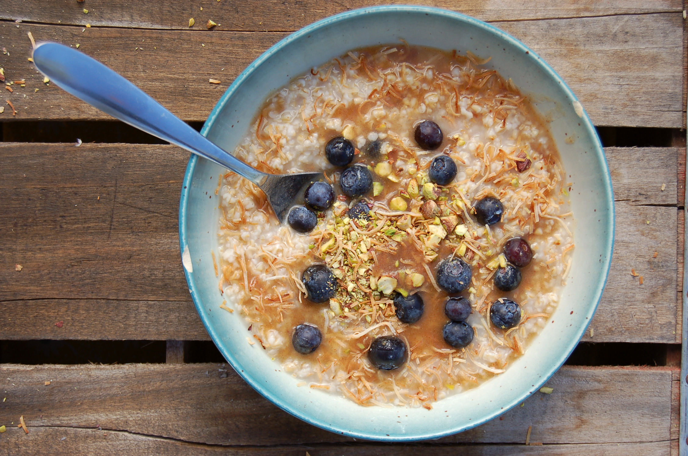Reversing pre diabetes this guy rocked it overnight steel cut oats no cook overnight steel cut oats with date syrup whole food plant based overnightoatsfullbowlalone overnightoatsfullbowlalone forumfinder Image collections