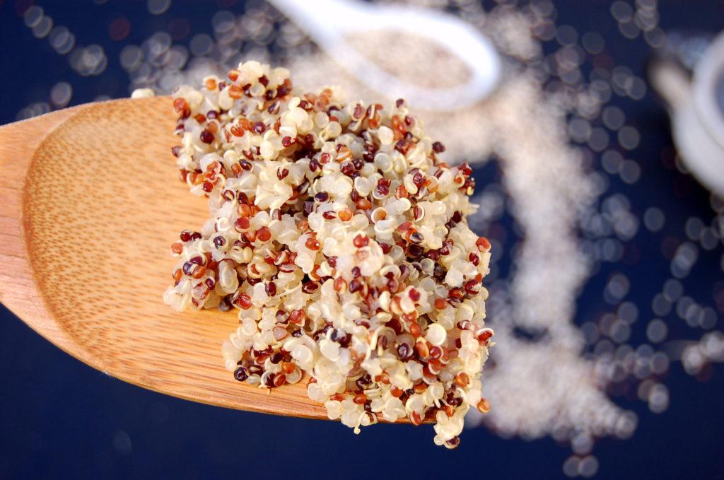 Quinoa Spoon UP