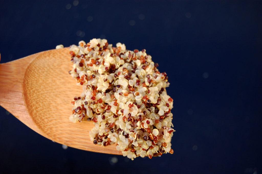 Quinoa Spoon Bottom