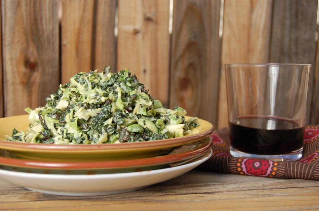 kale_brussels_salad_plates