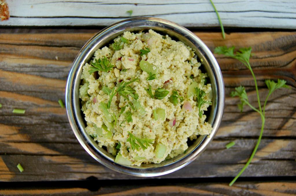 tofu salad_no_oil_bowl