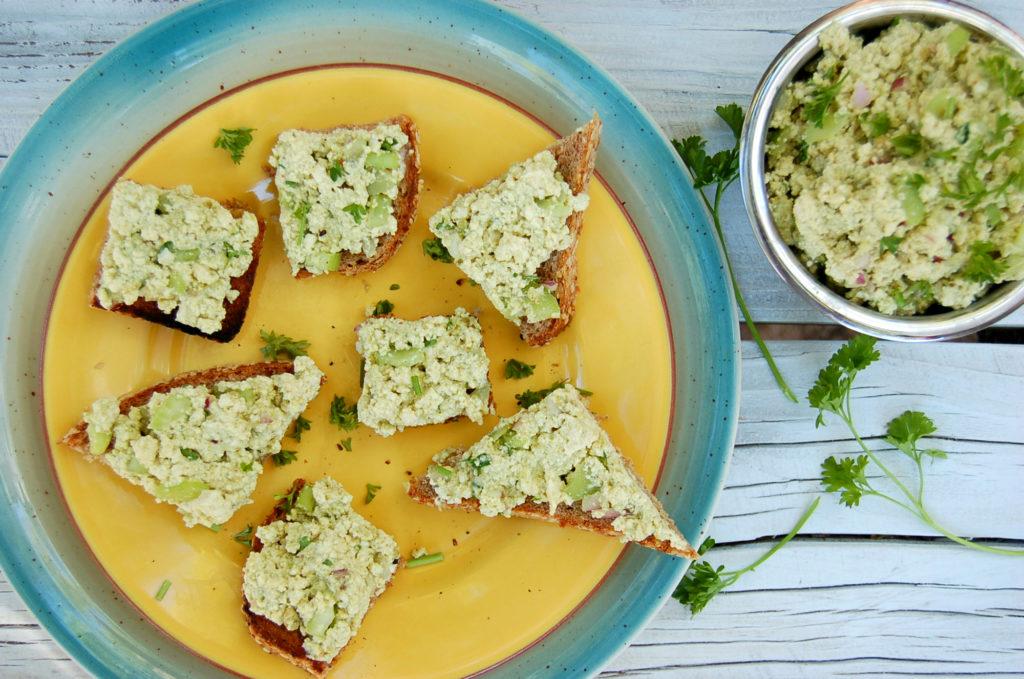 tofu salad_no_oil_top_shot