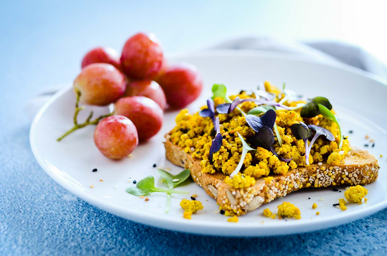 Perspective by Lyndsey Hafer-Williams + Scrambled Tofu on