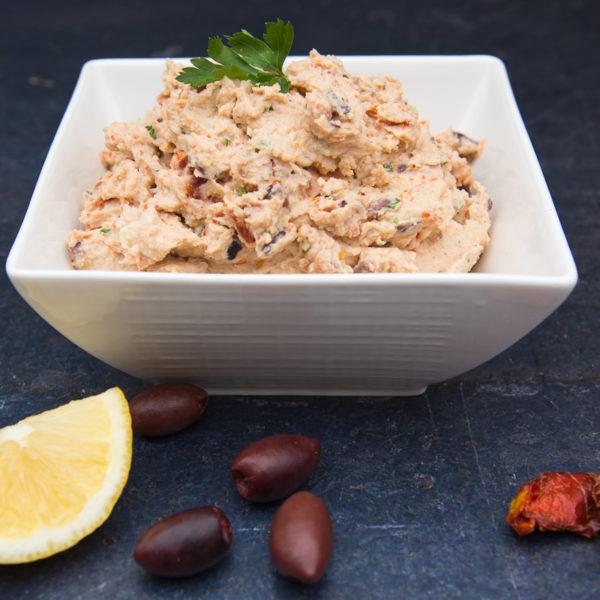 Do Vegans Have Thinner Hair? + Sundried Tomato & Kalamata Lima Bean Hummus