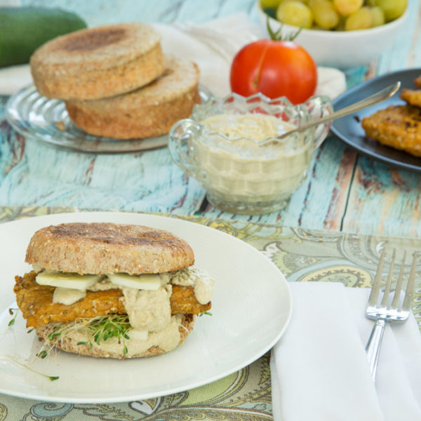 Do This If You Are Sore From Cooking + Tempeh Cubano Sandwich (oil-free)