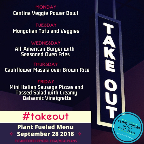 September_28_2018_Takeout_MealPlan_Menu