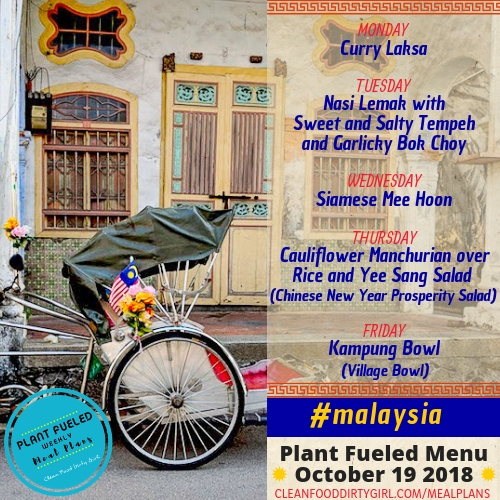 October_19_2018_Malaysia_MealPlan_Menu