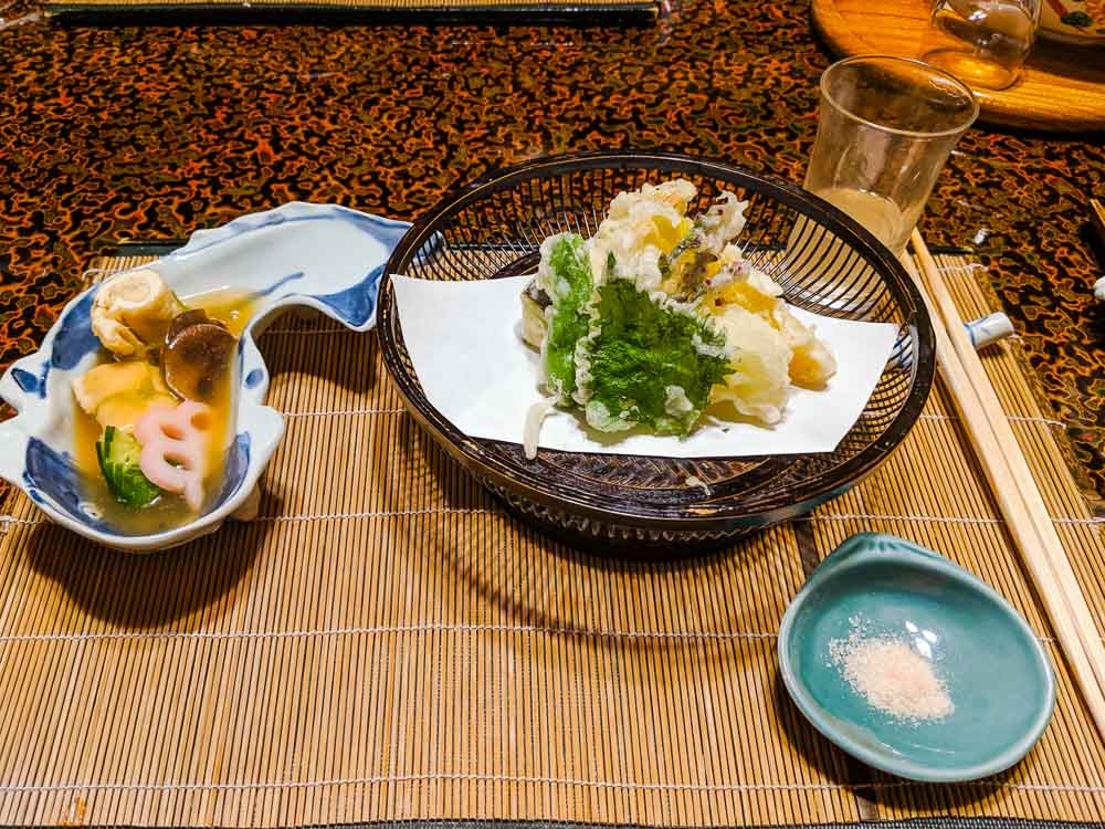 Plant Based Eating At A Ryokan In Japan (Traditional