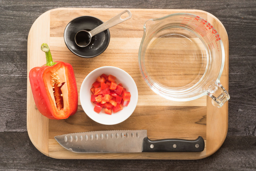 Making your own dressing can be easy