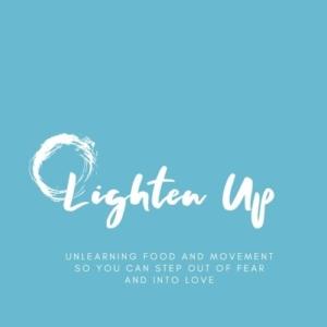 Lighten Up for social media