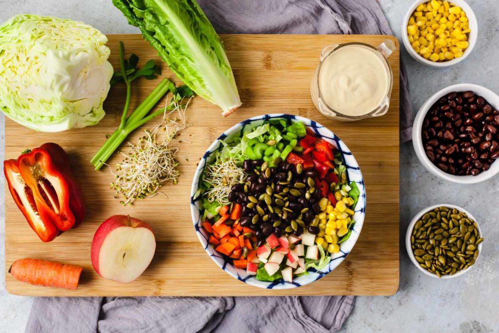 big ass salad