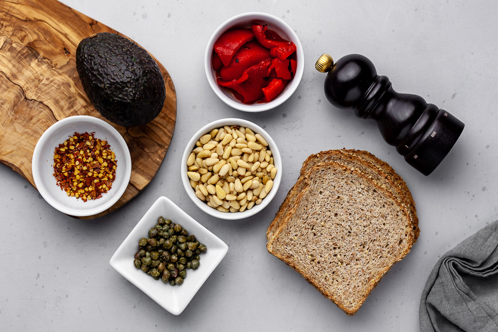 The Mysterious Wagon + Jazzy Avocado Toast
