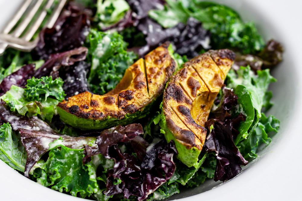 Brandy Saulsbury Goes Plant Based and Lowers Her Cholesterol + Smoky Charred Avocados