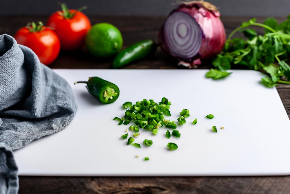 Salsa Fresca & Eliminate Dinner Stress