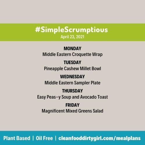 #SimpleScrumptious
