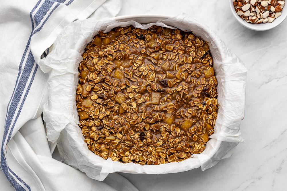 whole food baked oatmeal