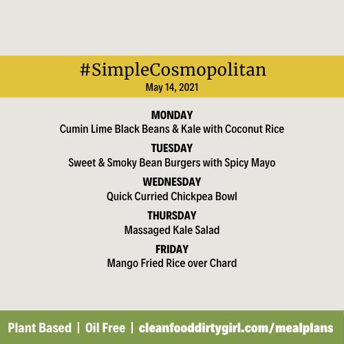 #SimpleCosmopolitan