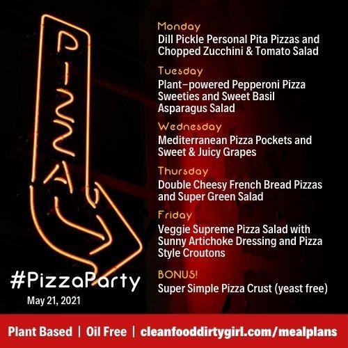 #PizzaParty