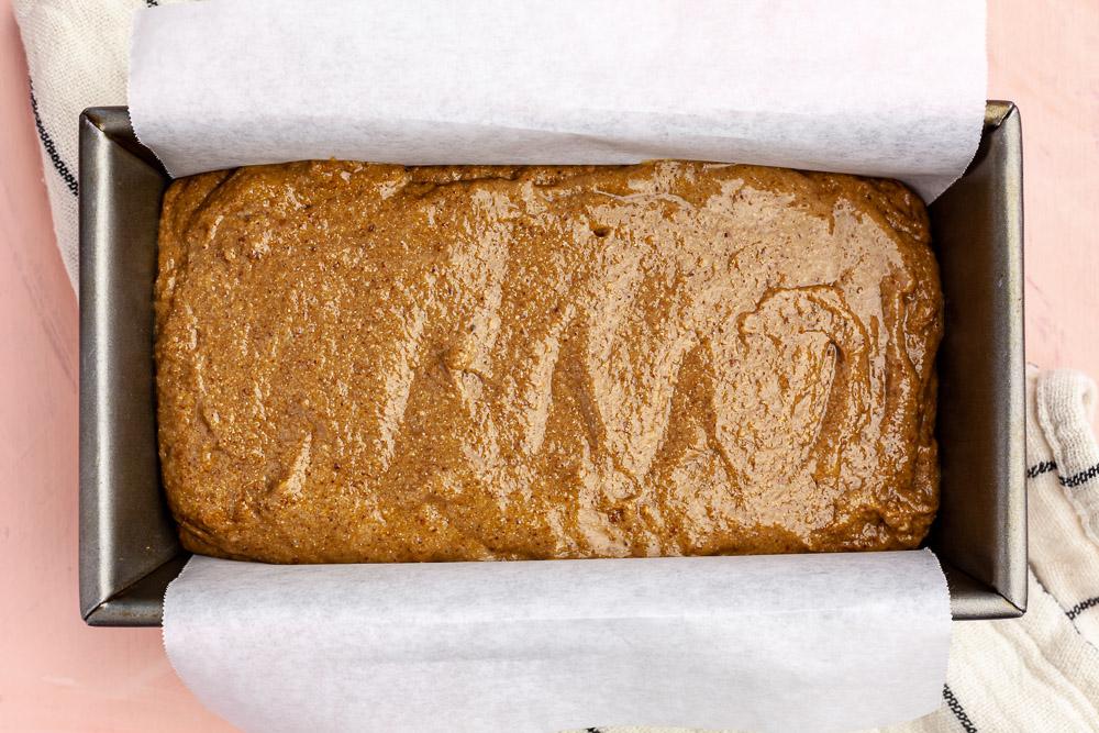 whole food plant based classic banana bread