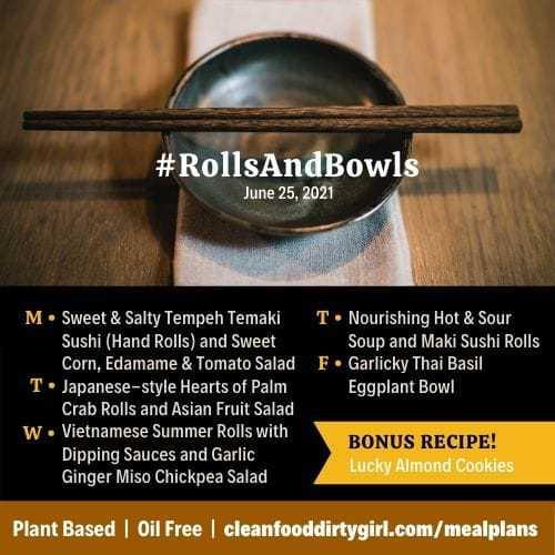 #RollsAndBowls