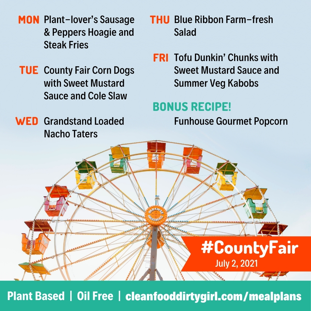 #CountyFair