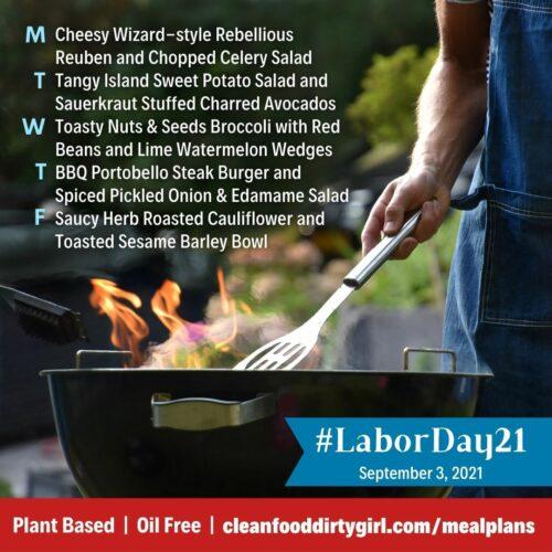 #LaborDay21-Menu