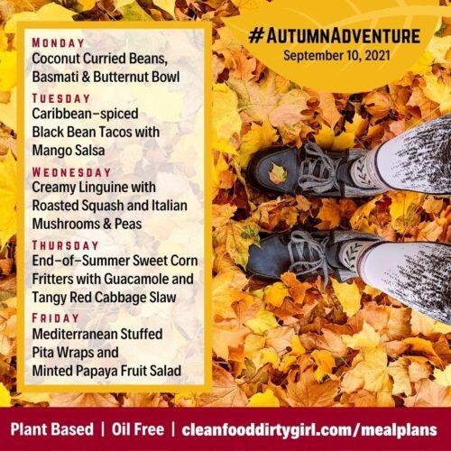 #AutumnAdventure-Menu