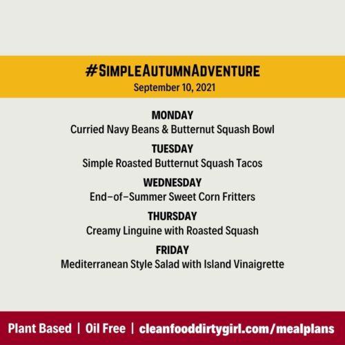 #SimpleAutumnAdventure-Menu