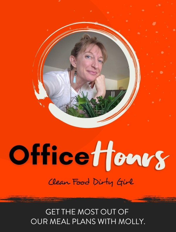 Office Hours Molly Patrick