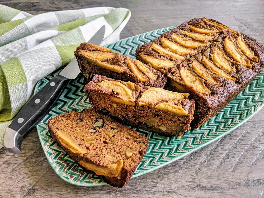Opa Plant Based Vegan Greek Apple Cake